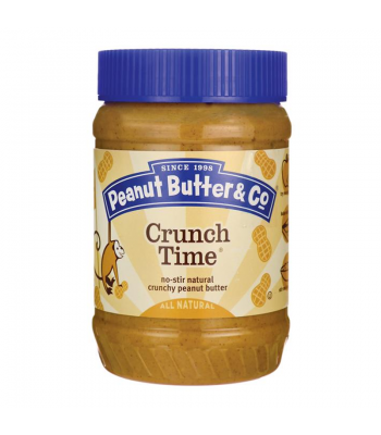 PB & Co Crunch Time Peanut Butter 16oz (454g) Food and Groceries