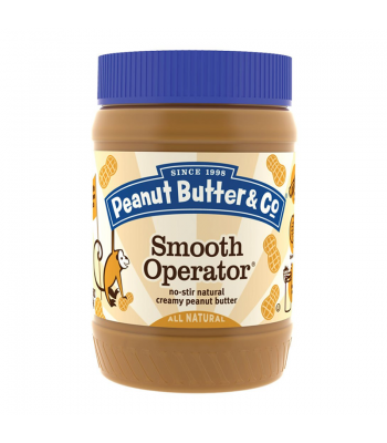 PB & Co Smooth Operator Peanut Butter 16oz (454g) Food and Groceries