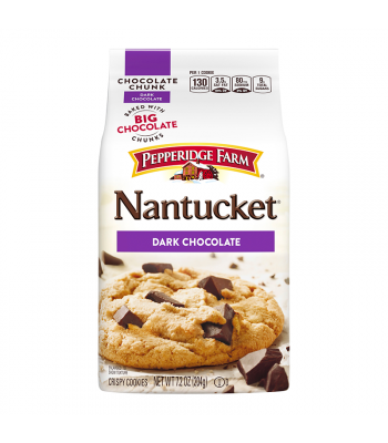 Pepperidge Farm Nantucket Dark Chocolate Cookies - 7.2oz (204g) Cookies and Cakes Pepperidge Farm