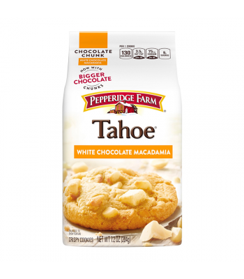 Pepperidge Farm White Chocolate Chunk Macadamia Cookies 7.2oz (204g) Cookies and Cakes Pepperidge Farm