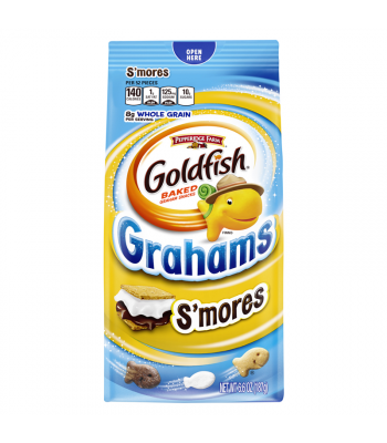 Clearance Special - Pepperidge Farm Goldfish Grahams S'Mores 6.6oz (187g) ** Best Before: 19th March 2017 ** Clearance Zone