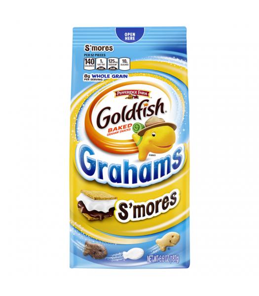 Pepperidge Farm Goldfish Grahams S'Mores 6.6oz (187g) Crackers Pepperidge Farm