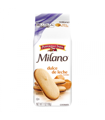 Pepperidge Farm Milano Dulche De Leche Cookies - 7oz (198g) Cookies and Cakes Pepperidge Farm