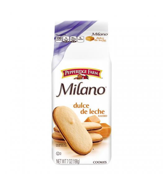 Pepperidge Farm Milano Dulche De Leche Cookies - 7oz (198g) Cookies and Cakes Pepperidge Farm