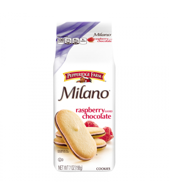 Pepperidge Farm Milano Raspberry Cookies - 7oz (198g) Cookies and Cakes Pepperidge Farm