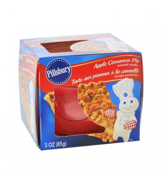 Pillsbury Apple Cinnamon Pie Scented Candle 3oz (85g) Food and Groceries Pillsbury