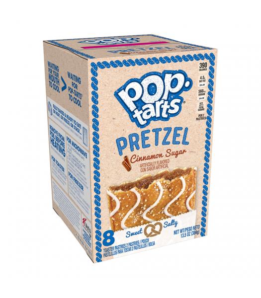 Pop Tarts Pretzel Cinnamon Sugar 13.5oz (384g)  Food and Groceries Pop Tarts