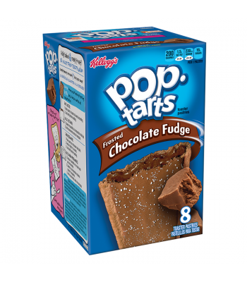 Clearance Special - PopTart Frosted Chocolate Fudge 14.7oz ** Best By Febuary ** Clearance Zone