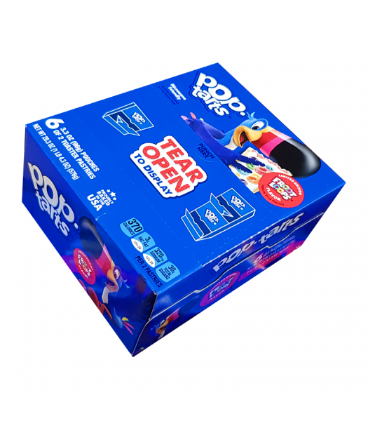 Clearance Special - Pop Tarts Limited Edition Froot Loops Flavour 12-Pack (6 x 2 Toaster Pastries) - 20.3oz (576g) **Best Before: February 21** Clearance Zone