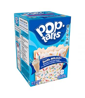Pop Tarts Vanilla Milkshake 14.1oz (400g)