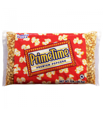 PrimeTime Premium Popcorn Kernels 1lb (450g) Popcorn