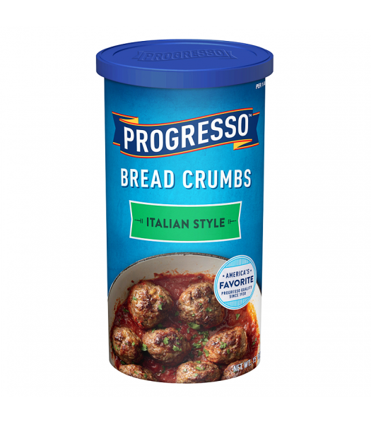 Clearance Special - Progresso Italian Style Bread Crumbs 15oz (425g) **Best Before: May 19 ** Clearance Zone