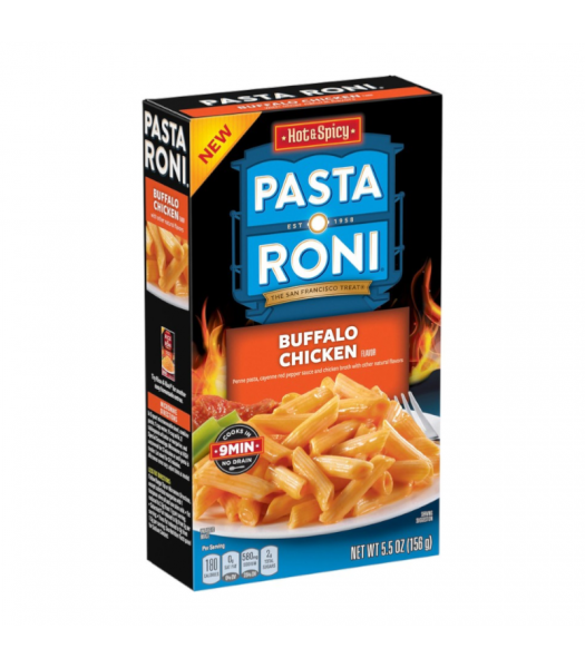 Pasta Roni Buffalo Chicken - 5.5oz (156g) Food and Groceries Rice-A-Roni