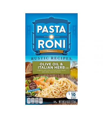 Pasta Roni Olive Oil Italian Herb 4.6oz (133g) Food and Groceries Rice-A-Roni