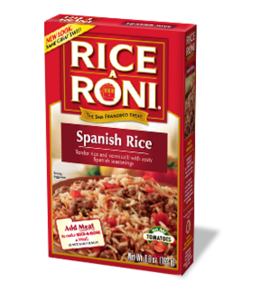 Rice-a-Roni Spanish Rice 6.8oz (192g) Food and Groceries Rice-A-Roni