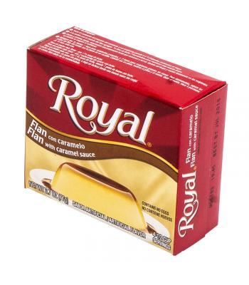 Royal Flan With Caramel Sauce - 2.7oz (77g) Food and Groceries Royal