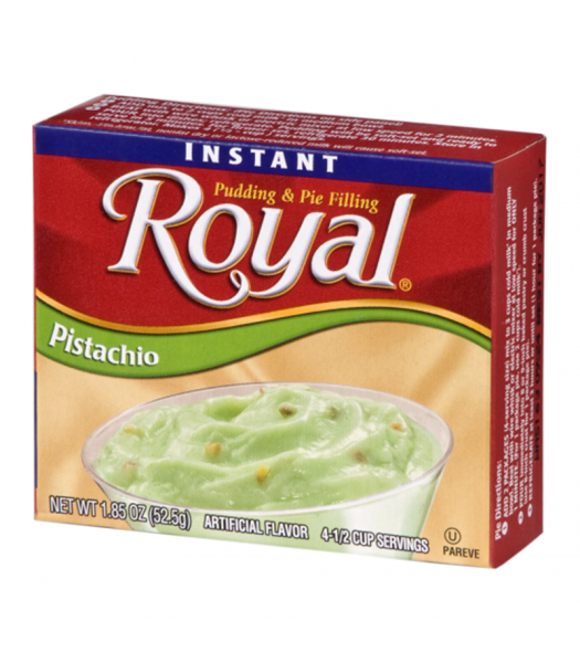 Royal Pudding - Pistachio - 1.85oz (52.5g) Food and Groceries Royal