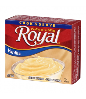 Royal Pudding - Vanilla - 1.85oz (52.5g) Food and Groceries