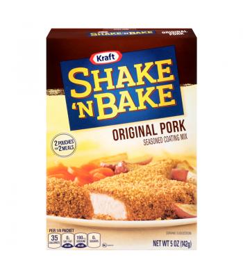 Clearance Special - Shake 'N Bake Original Pork 5oz (142g) ** Best Before: 19 February 2017 ** Clearance Zone