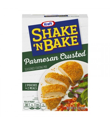 Shake 'N Bake Parmesan Seasoned Coating Mix - 4.75oz (135g) Food and Groceries Kraft