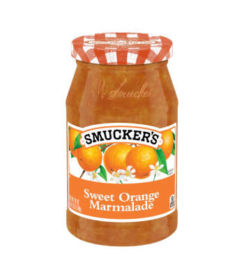 Smuckers Orange Marmalade - 18oz (510g) Food and Groceries Smucker's
