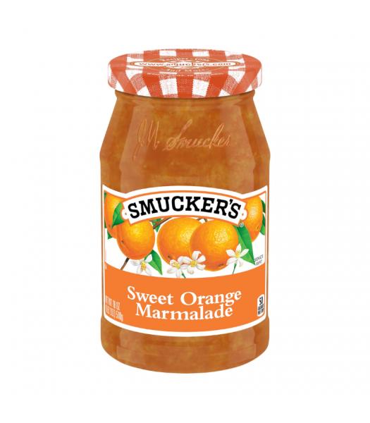 Smuckers Orange Marmalade - 18oz (510g) Food and Groceries Smucker's