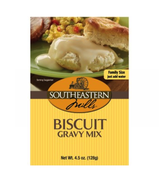 Southeastern Mills Biscuit Gravy Mix, 4.5 oz (127.5g) Food and Groceries Southeastern Mills