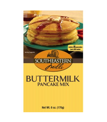 Southeastern Mills Buttermilk Pancake Mix 6oz (170g)