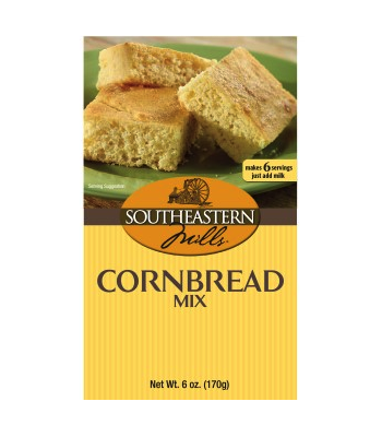 Southeastern Mills Cornbread Mix 6oz (170g) Food and Groceries