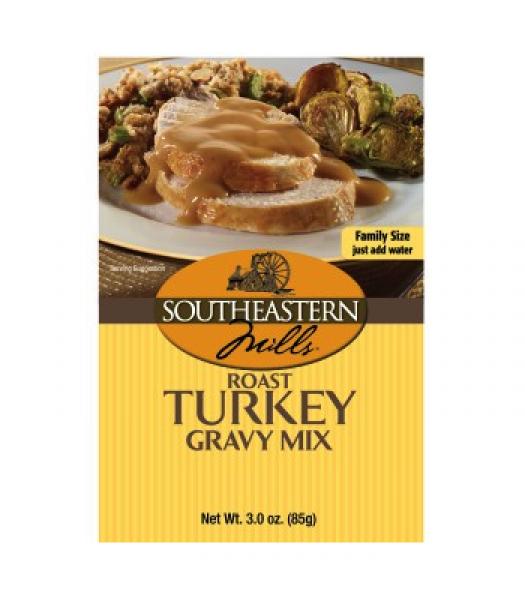 Southeastern Mills Roast Turkey Gravy Mix 3oz (85g) Food and Groceries Southeastern Mills
