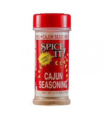 Spice It Cajun Seasoning 4.75oz Food and Groceries Spice It