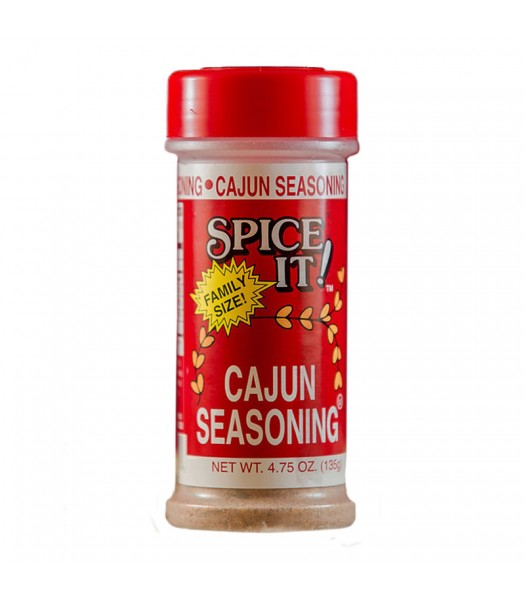 Spice It Cajun Seasoning 4.75oz Food and Groceries
