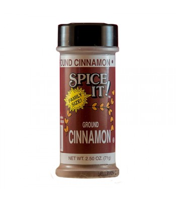 Spice It Ground Cinnamon - 2.5oz (71g) Food and Groceries Spice It