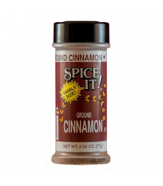 Spice It Ground Cinnamon 2oz (57g) Food and Groceries