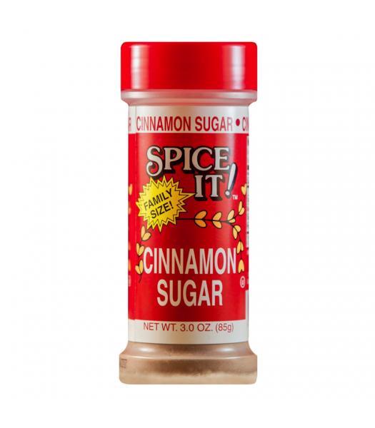 Spice It Cinnamon Sugar Seasoning - 3oz (85g) Food and Groceries Spice It