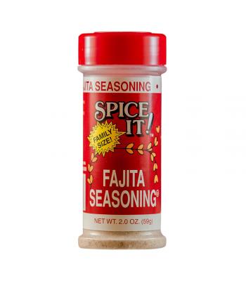 Spice It Fajita Seasoning - 2oz (59g) Food and Groceries Spice It