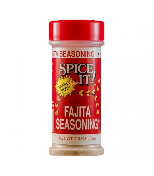 Spice It Fajita Seasoning - 2oz (59g) Food and Groceries
