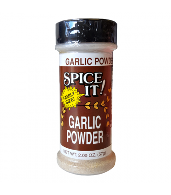 Spice It Garlic Powder Seasoning 2oz (57g) Spices & Seasonings