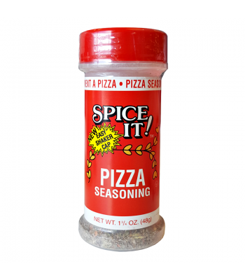 Spice It Pizza Seasoning 1.75oz (48g) Spices & Seasonings