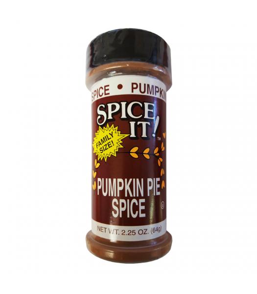 Spice It Pumpkin Pie Seasoning - 2.25oz (64g) Food and Groceries