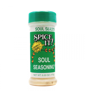 Spice It Soul Seasoning - 6oz (170g) Food and Groceries Spice It