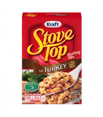 Stove Top Turkey Stuffing Mix 6oz (170g) Baking & Cooking Stove Top