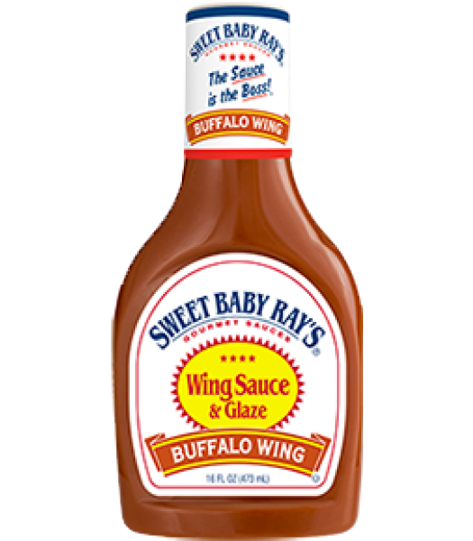 Sweet Baby Ray's Buffalo Wing Sauce - 16fl.oz (473ml) Food and Groceries Sweet Baby Ray's