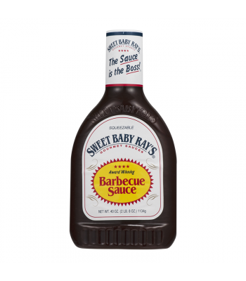 Sweet Baby Ray's Original BBQ Sauce 40oz (1134g) Food and Groceries Sweet Baby Ray's