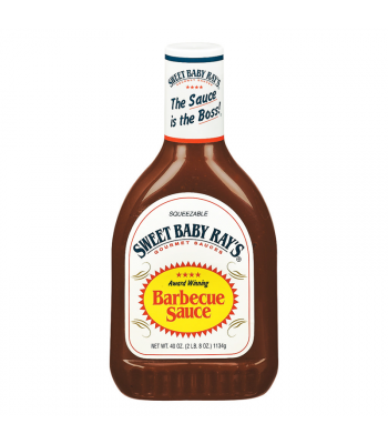 Sweet Baby Rays BBQ Sauce Original - 18oz (510g) Food and Groceries Sweet Baby Ray's