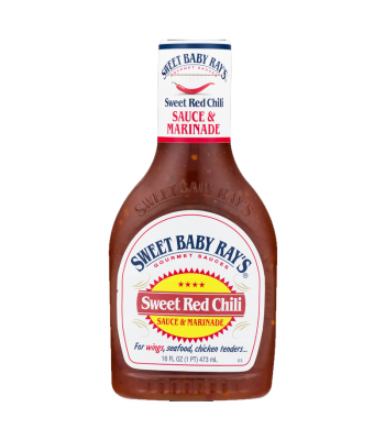 Sweet Baby Ray's Sweet Red Chili Sauce & Marinade - 16fl.oz (473ml) Food and Groceries Sweet Baby Ray's
