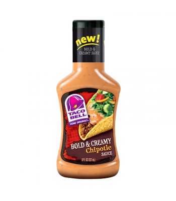 Taco Bell Home Originals Bold & Creamy Chipotle Sauce 8fl.oz (237ml) Food and Groceries