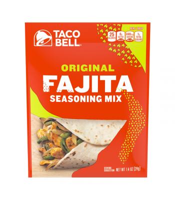 Taco Bell Home Originals Fajita Seasoning 1.4oz (39g)