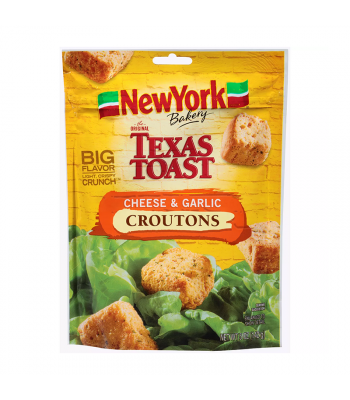 Texas Toast Cheese & Garlic Croutons - 5oz (142g) Food and Groceries