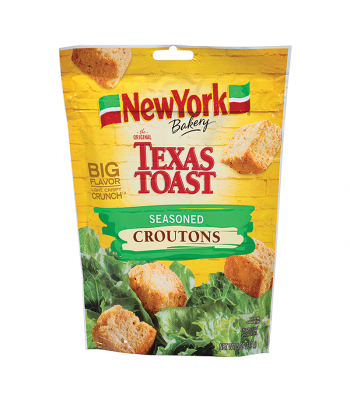 Texas Toast Seasoned Croutons - 5oz (142g) Food and Groceries